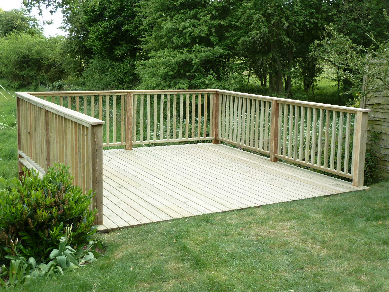 Image Result For Pictures Of Wood Decks
